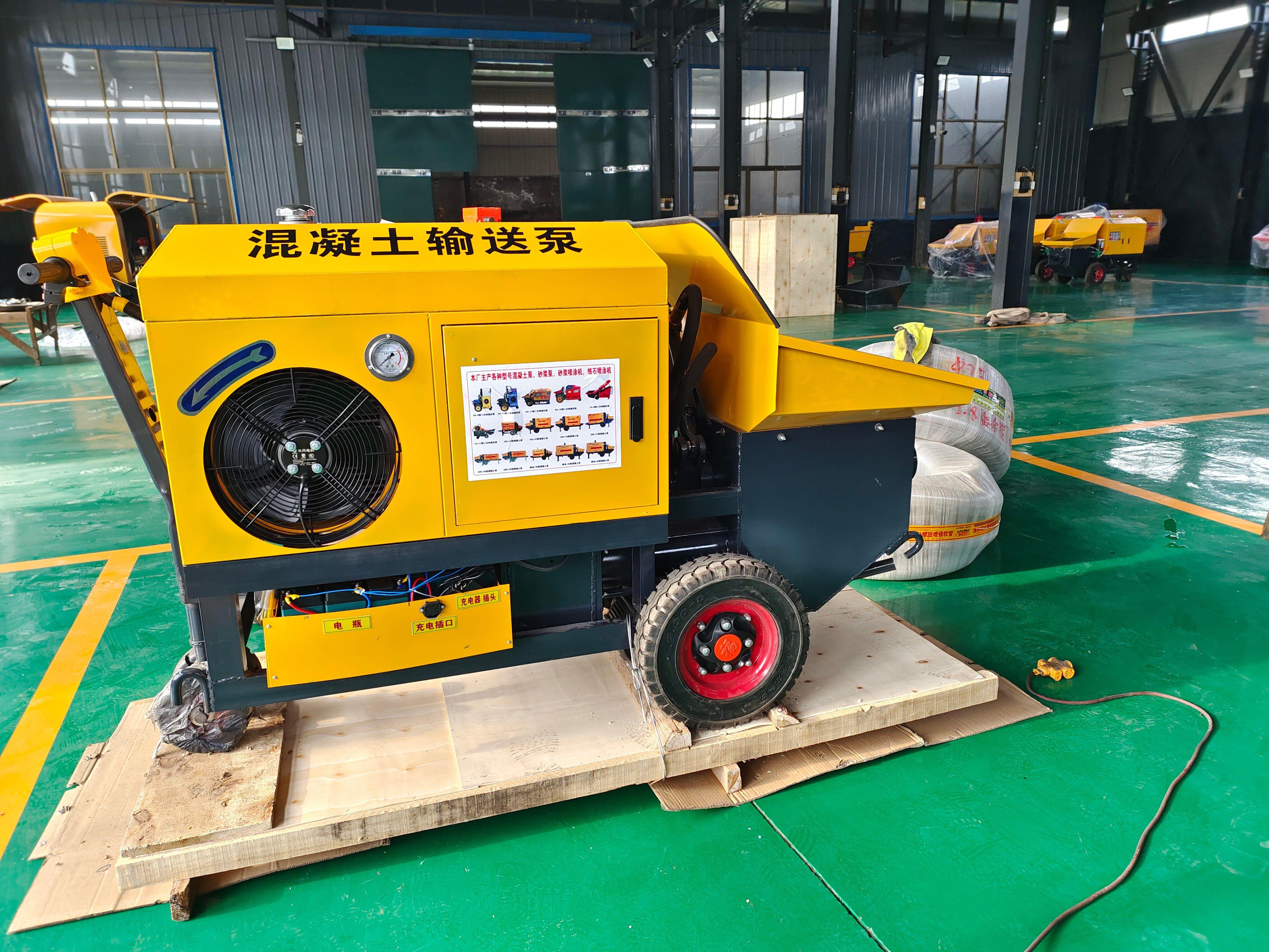 杭州二次构造柱泵上料机