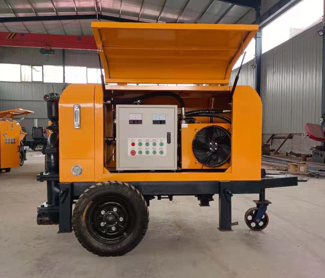 杭州石膏自流平输送泵